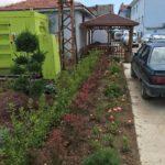 Villa Bahçe Düzenlemesi